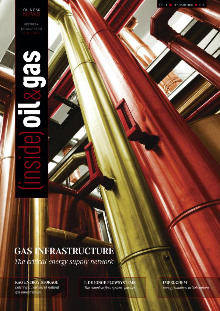 copertina oil & gas